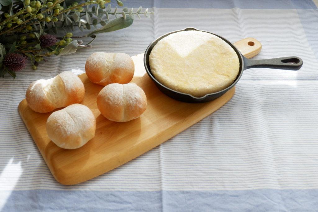 イングリッシュマフィン&おしりパン