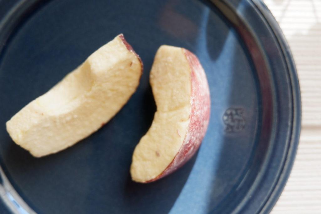 千疋屋のりんごのチョコレート