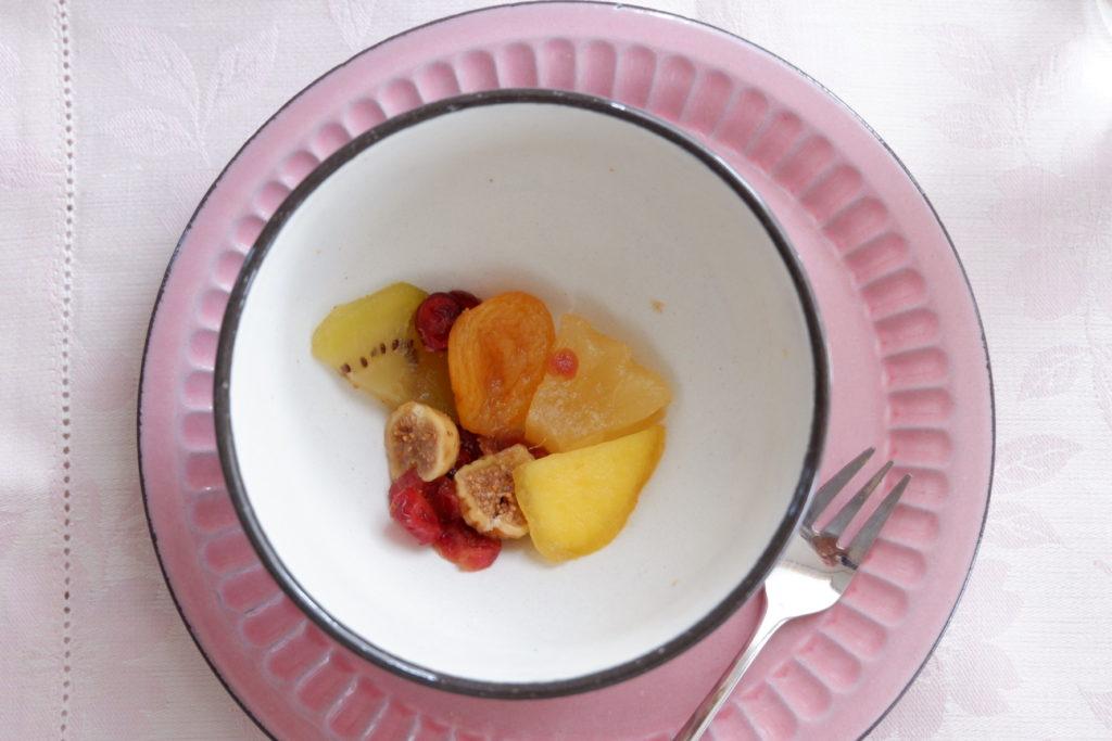 食べれるフルーツティー
