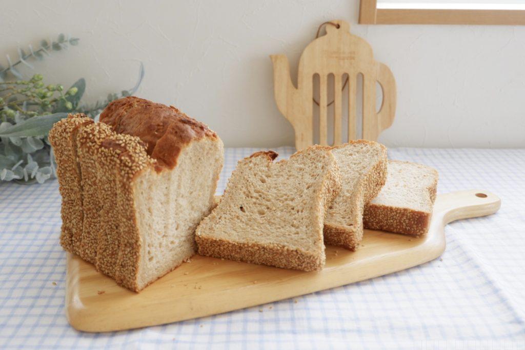 玄米粉食パン