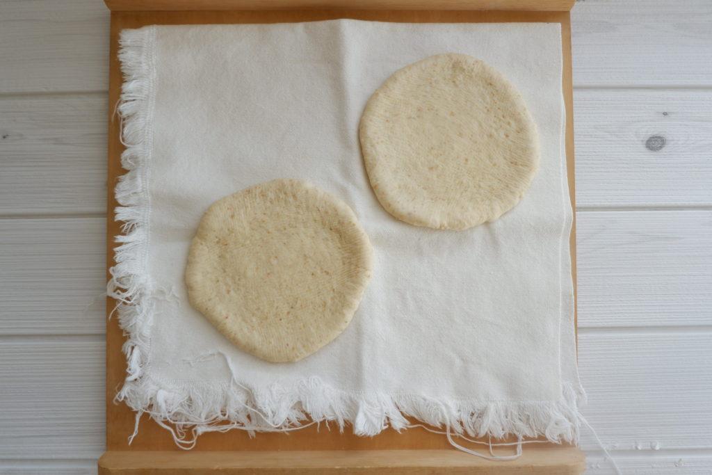 ピタ&ハーブのパン