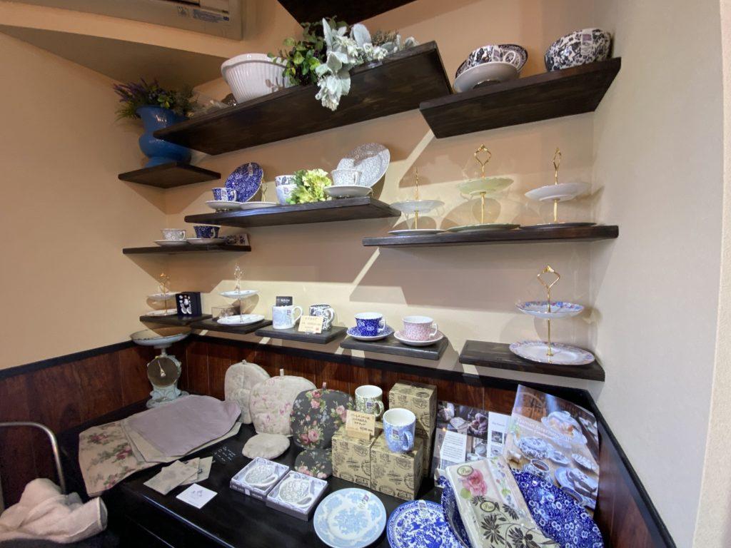 シフォンケーキと焼き菓子のお店カド