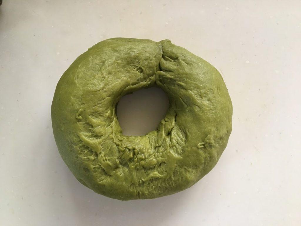 抹茶のクグロフ