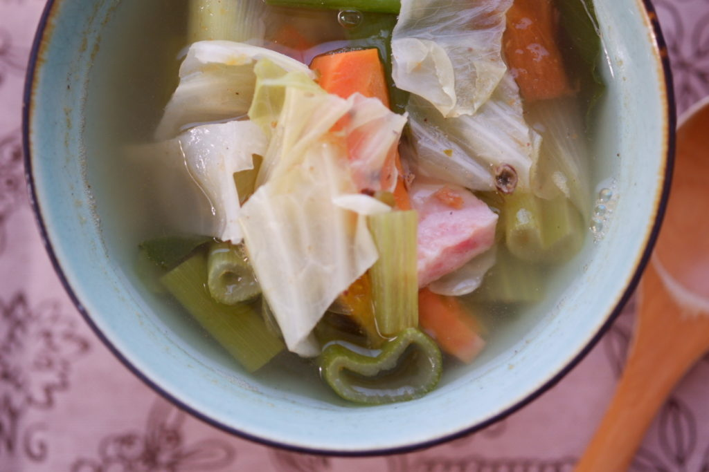 減塩&野菜たっぷりスープレシピ