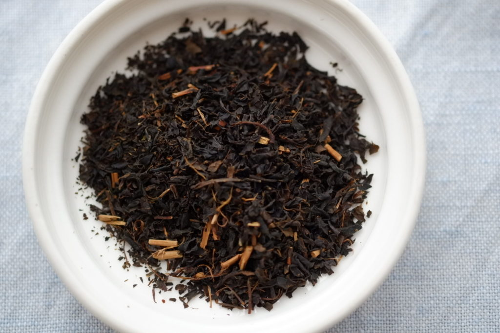 紅茶の時間 静岡茶葉
