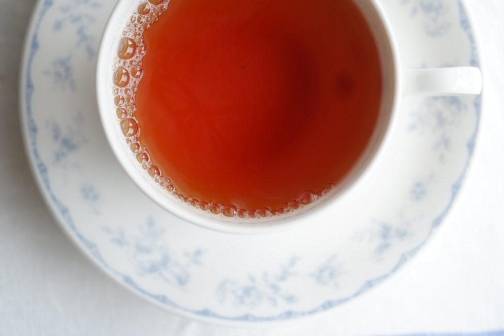 紅茶の時間