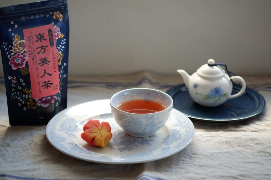 東方美人茶