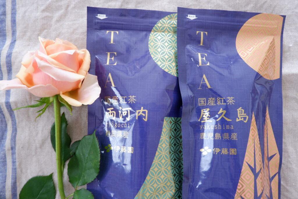 伊藤園国産紅茶