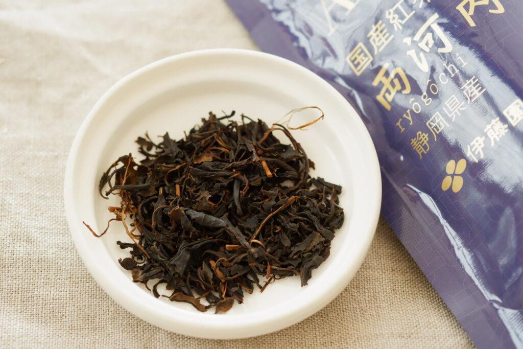 伊藤園 両河内国産紅茶