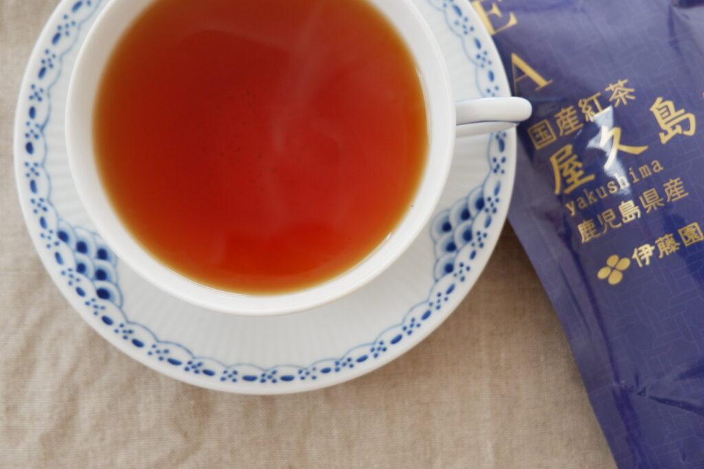屋久島紅茶