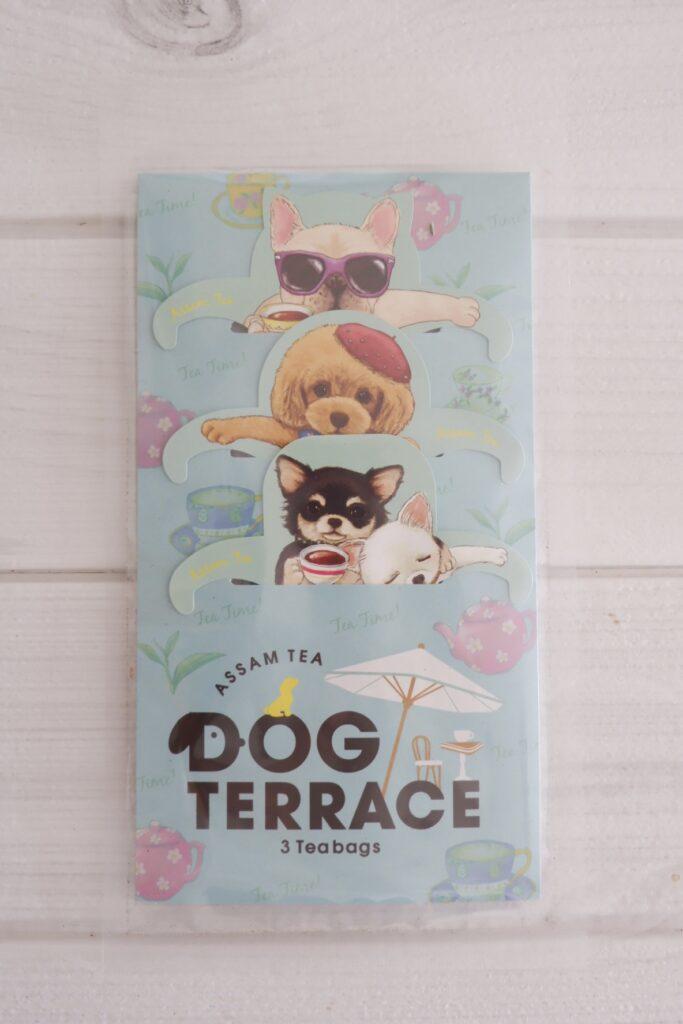 犬型ティーバッグ