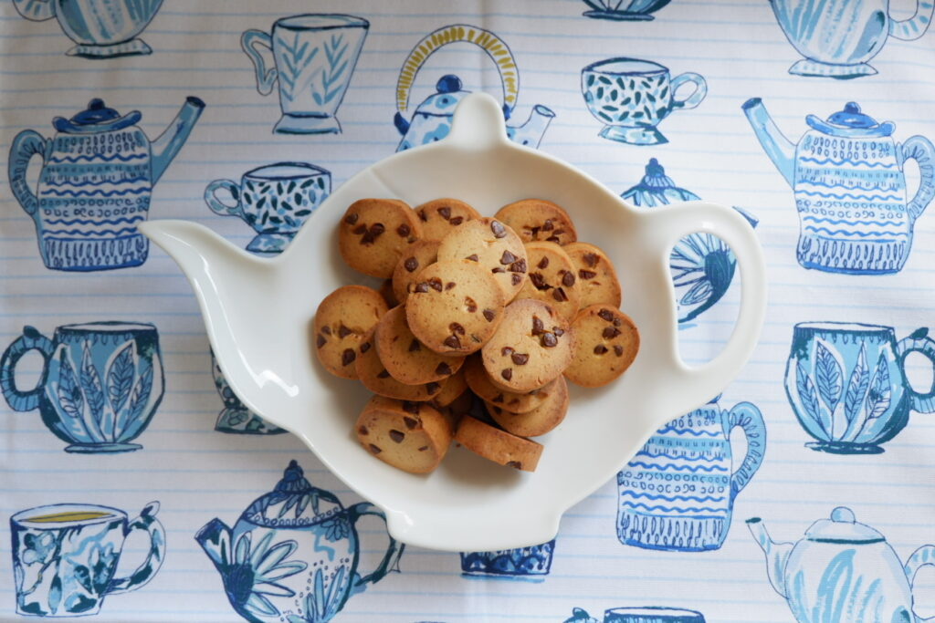 自家製酵母のクッキー