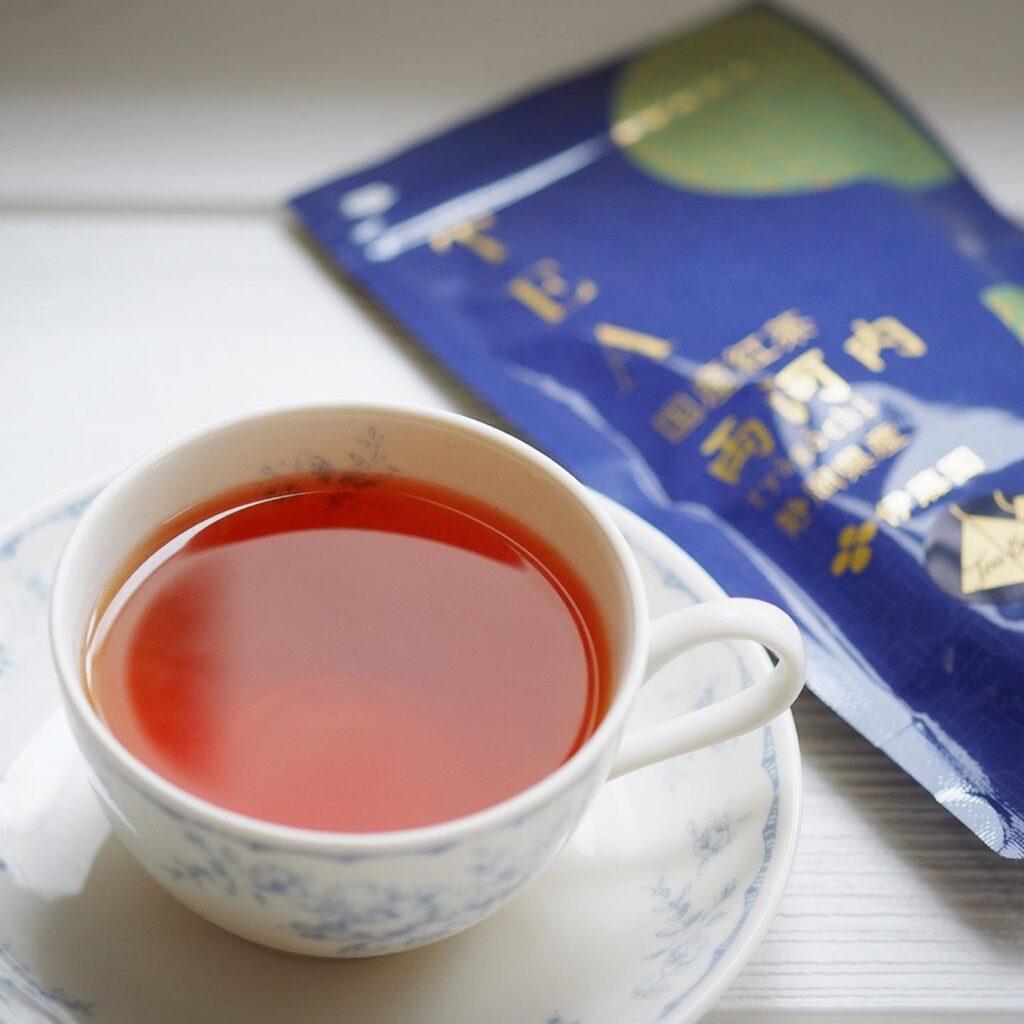 国産紅茶「両河内」